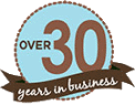 Over thirty years in business